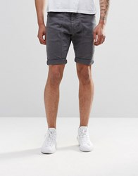 Ringspun Chino Shorts Grey