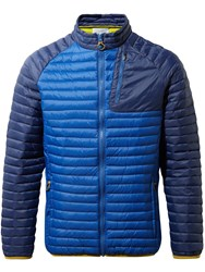 Craghoppers Men's Venta Lite Water Resistant Jacket Dark Blue