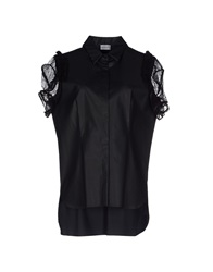 Philosophy Di Alberta Ferretti Shirts Black