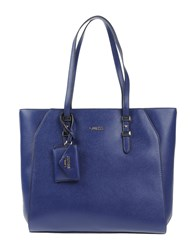 Guess Handbags Dark Blue