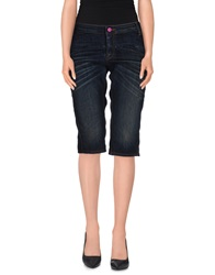 Cnc Costume National C'n'c' Costume National Denim Bermudas