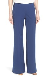 Women's Nydj 'Alexis' Wide Leg Trousers Indigo Haze
