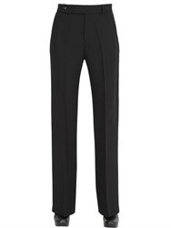 Rick Owens High Waisted Heavy Viscose Cady Pants