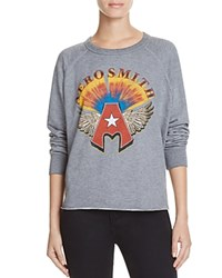 Signorelli Aerosmith Raglan Pullover Heather Grey