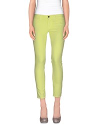 S.O.S By Orza Studio Trousers Casual Trousers Women Acid Green