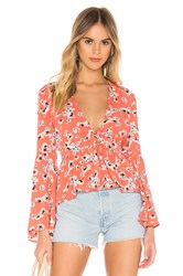 Bb Dakota Jack By Blue Skies Top Orange