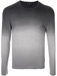 James Perse Semi Worsted Cashmere Jumper 60