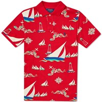 Polo Ralph Lauren Nautical Red