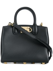 Salvatore Ferragamo Studio Bag Black