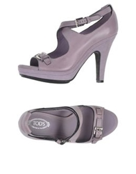 Tod's Pumps Lilac