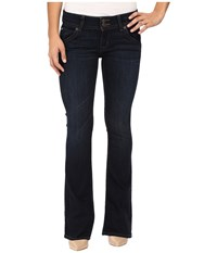 Hudson Signature Petite Bootcut In Novice Novice Women's Jeans Black