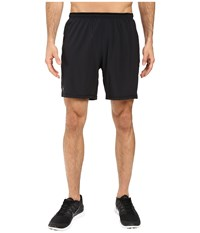 Smartwool Phd 7 2 In 1 Short Black Men's Shorts