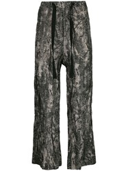 Ziggy Chen Dyed Effect Trousers 60