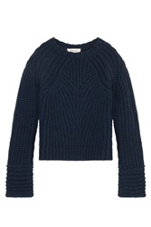 Paul And Joe Knitted Cropped Jumper