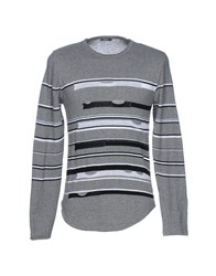 Imperial Star Sweaters Grey