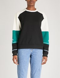 Maje Dream Tomorrow Jersey Sweatshirt Multico