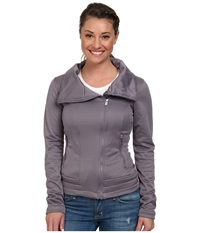 The North Face Portia Fleece Jacket Coastal Grey Women's Jacket Gray
