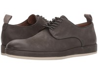 John Varvatos Sid Wrap Derby Charcoal Shoes Gray