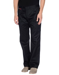 Prada Luna Rossa Casual Pants Dark Blue