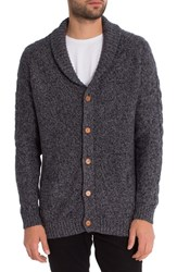 7 Diamonds Men's Dijon Cardigan Navy