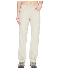 Mountain Hardwear Mirada Convertible Pant Fossil Women's Casual Pants Beige