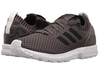 Adidas Zx Flux Primeknit Utility Grey Utility Grey Footwear White Women's Running Shoes Gray