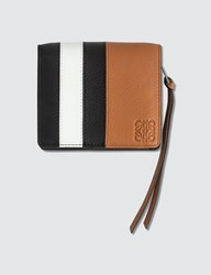 Loewe Animations Compact Wallet Brown