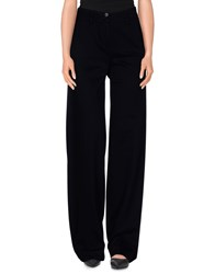 I'm Isola Marras Trousers Casual Trousers Women Dark Blue