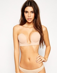 Fashion Forms U Plunge Backless And Strapless Bra Nude