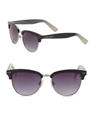 Vince Camuto 57Mm Round Sunglasses Black