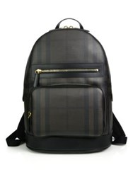 Burberry Marden Backpack Chocolate Black