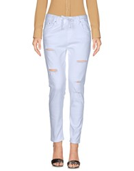 Ltb Casual Pants White