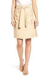 Catherine Malandrino Women's Tyra Belted Skirt
