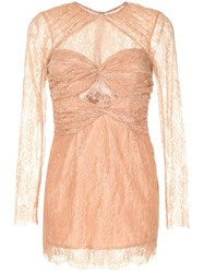 Alice Mccall Not Your Girl Dress Nude And Neutrals