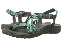 Skechers Reggae Loopy Mint Women's Sandals Green