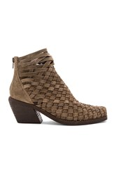 Jeffrey Campbell Surat Booties Taupe