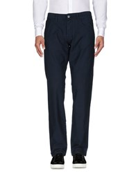 Breuer Casual Pants Dark Blue
