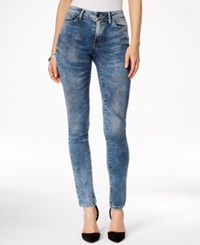 Calvin Klein Jeans Cloudy Blue Wash Skinny Jeggings