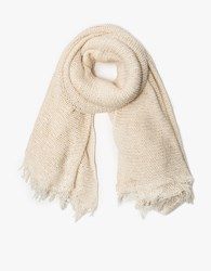 Donni Charm Knit Comfy Scarf Creme