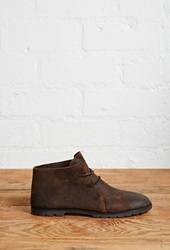 Forever 21 Woolrich Mens Lane Chukka Boots Brown