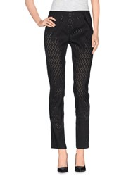 Carlo Contrada Casual Pants Black