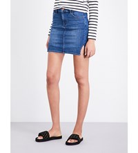 J Brand Rosie Denim Skirt Boundless