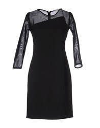 Noshua Short Dresses Black