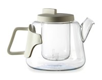 Seletti Era Teapot Transparent