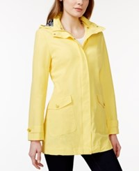 Charter Club Long Sleeve Hooded Anorak Only At Macy's