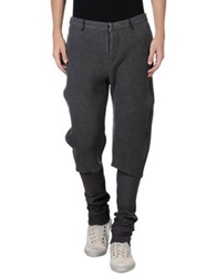 Individual Sentiments Casual Pants Grey