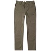 Norse Projects Aros Slim Light Stretch Chino Green