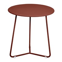 Fermob Cocotte Side Table Red Ochre