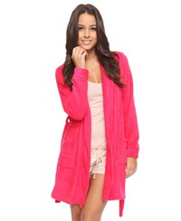 Forever 21 Plush Belted Robe