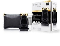 Nuface Women's Trinity Facial Toning Kit Chic Black No Color